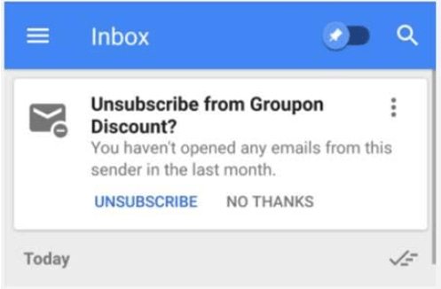 read new email